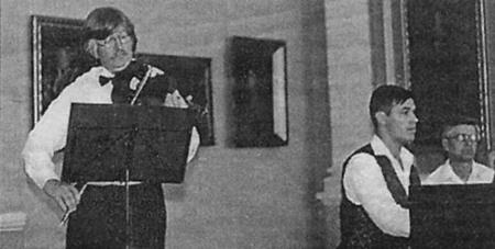 Александр Гоноболин и Павел Поздышев