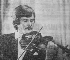 Олександр Гоноболін, 1984