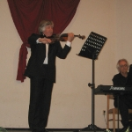 Концерт в Венгрии